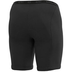 Alé Cycling Off-Road Sous-short rembourré Homme, black